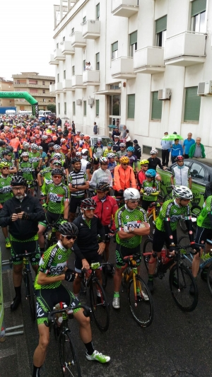 Notizia FLASH Varlese e Colone vincono la 3a Gran Fondo New York Italia