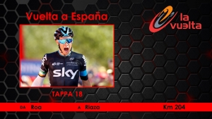 VIDEO Vuelta a Espana 2015 | tappa 18