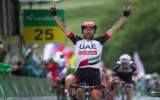 UAE: doppia vittoria con Ulissi e Consonni