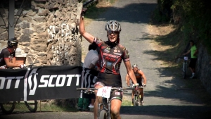 VIDEO Campionato Italiano MTB Marathon 2015 | arrivo Open Donne
