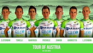 #GREENTEAM AL TOUR OF AUSTRIA