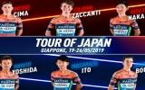 NIPPO VINI FANTINI FAIZANÈ: PRONTI PER IL TOUR OF JAPAN.