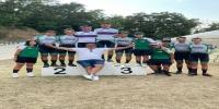 Nove maglie di Campioni Regionali per il Team Logistica Ambientale
