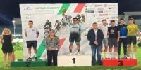 Simone Pinna vince sulla pista di Pordenone