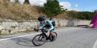 Federico Amati regala la prima vittoria al Team Logistica Ambientale