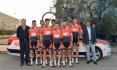 Team Bevilacqua Sport Ferretti: una presentazione in azzurro